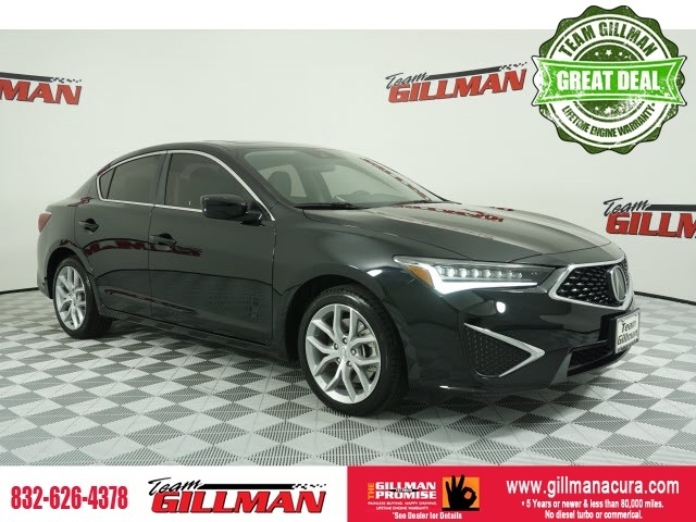 Certified Pre-Owned 2019 Acura ILX Base