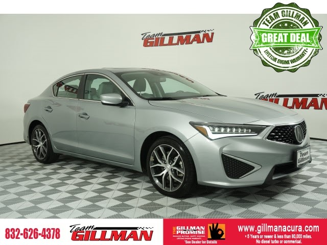 Pre-Owned 2019 Acura ILX w/Tech