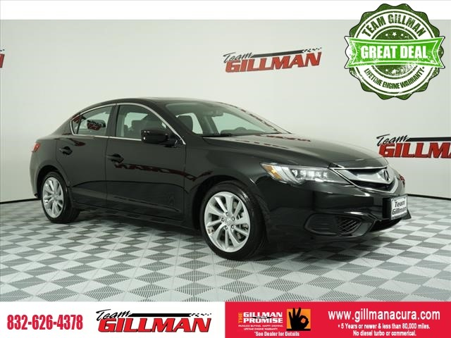Pre-Owned 2018 Acura ILX w/Technology Plus Pkg NAVIGATION SY