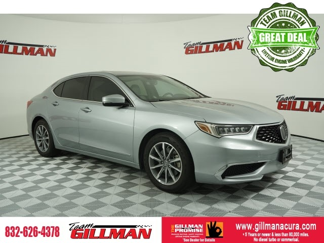 Pre-Owned 2018 Acura TLX 2.4L CERTIFIED PRICING!!!
