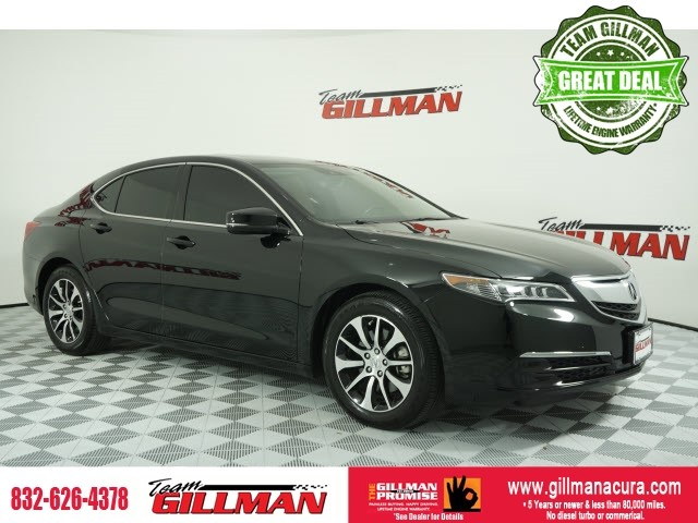 Pre-Owned 2017 Acura TLX 2.4L w/Technology Package CERTIFIED