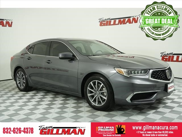 Pre-Owned 2019 Acura TLX 2.4L Technology Pkg NAVIGATION SUNR