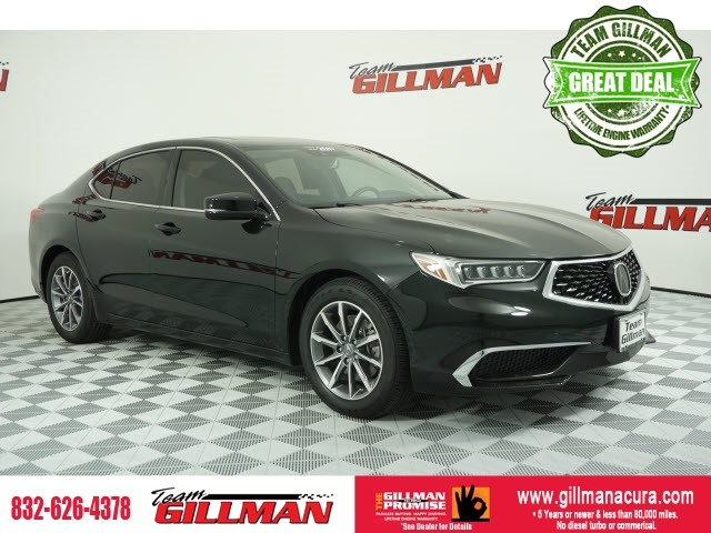 Pre-Owned 2019 Acura TLX 2.4L Technology Pkg CERTIFIED 7 YEA