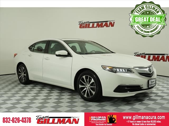 Pre-Owned 2015 Acura TLX TECH CERTIFIED PRE-OWNED NAVIGATION