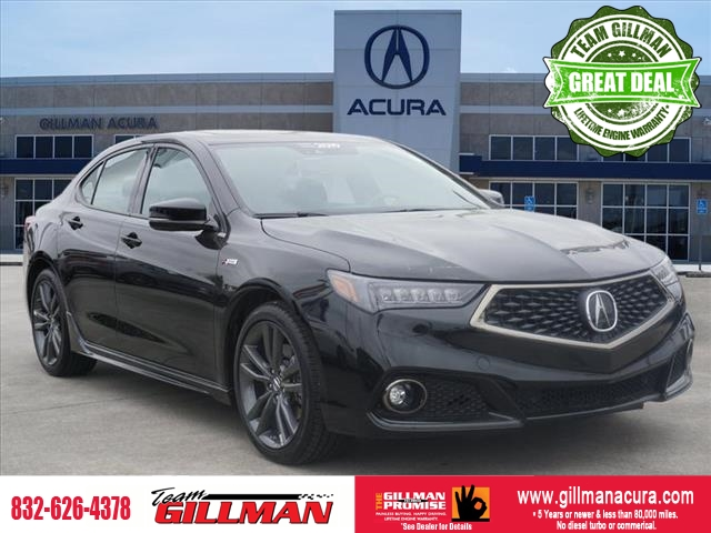 Pre-Owned 2019 Acura TLX 2.4L Technology Pkg w/A-Spec Pkg CE