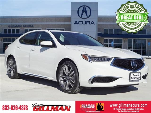 Pre-Owned 2019 Acura TLX w/Technology Pkg LEATHER SUNROOF NA
