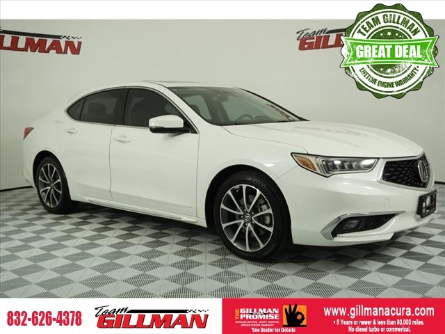 Pre-Owned 2018 Acura TLX w/Technology Pkg LEATHER NAVIGATION