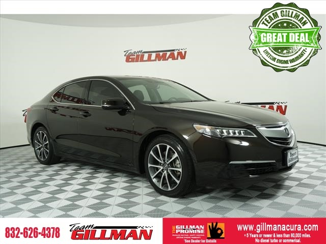 Pre-Owned 2016 Acura TLX V6 Tech LEATHER INTERIOR SUNROOF NA