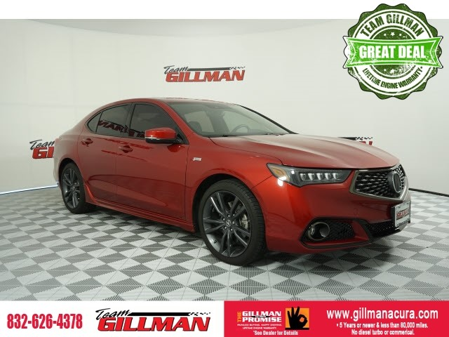 Pre-Owned 2020 Acura TLX V6 w/Tech w/A-SPEC