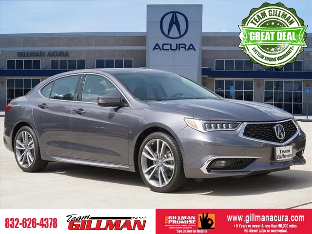 Pre-Owned 2019 Acura TLX 3.5L Advance Pkg CERTIFIED 7 YEARS
