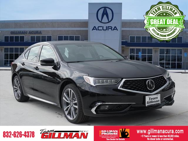 Pre-Owned 2019 Acura TLX 3.5L Advance Pkg SH-AWD
