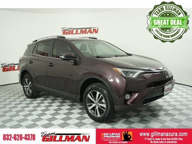Pre-Owned 2018 Toyota RAV4 XLE Super Clean