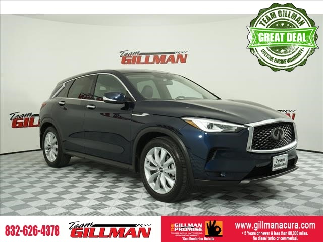 Pre-Owned 2019 INFINITI QX50 PURE LEATHER INTERIOR
