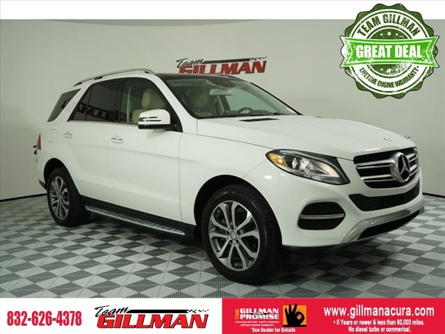 Pre-Owned 2016 Mercedes-Benz GLE GLE 350 LEATHER INTERIOR PANOROOF