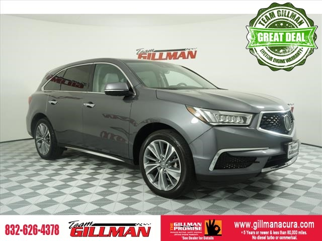 Pre-Owned 2017 Acura MDX SH-AWD TECHNOLOGY CERTIFIED PRE-OWN