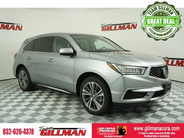 Pre-Owned 2017 Acura MDX 3.5L SH-AWD w/Technology CERTIFIED
