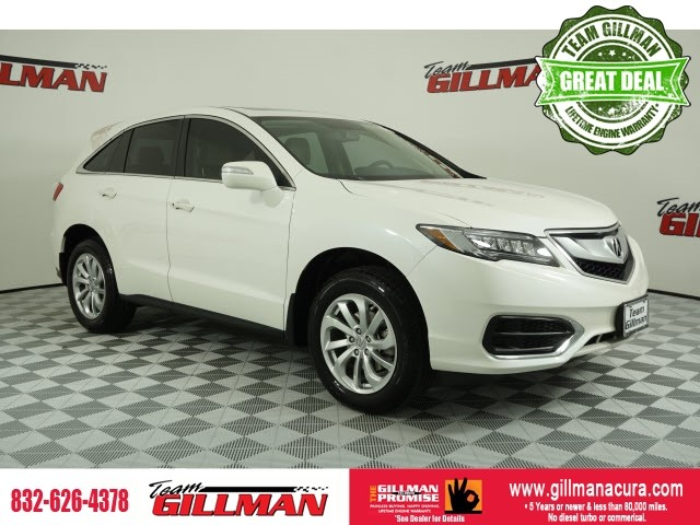 Pre-Owned 2018 Acura RDX Technology Package CERTIFIED 7 YEAR