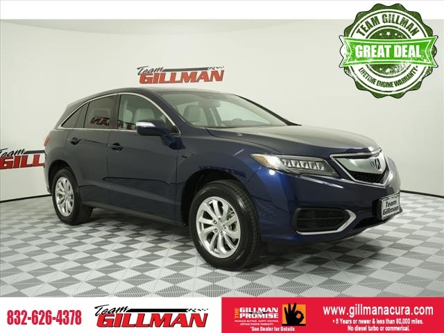 Pre-Owned 2016 Acura RDX Tech Pkg LEATHER NAVIGATION SYSTEM