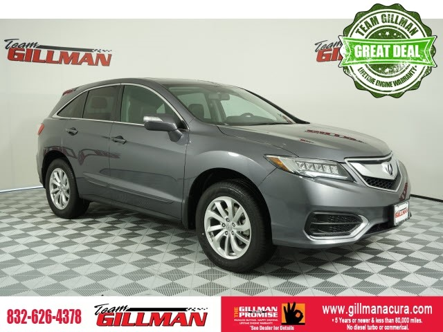Pre-Owned 2017 Acura RDX Technology Package NAVIGATION