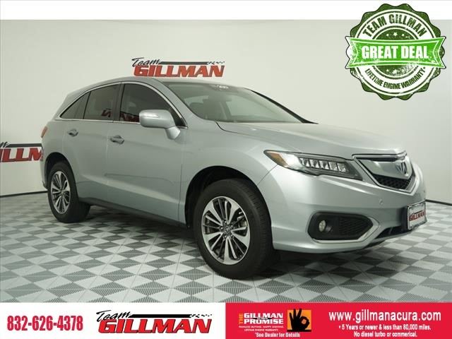Pre-Owned 2017 Acura RDX w/Advance Pkg CERTIFIED PRE-OWNED