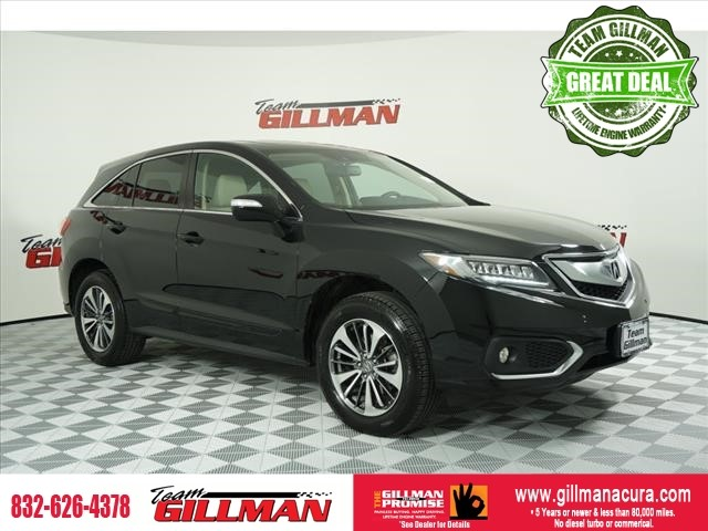 Pre-Owned 2016 Acura RDX Advance Pkg NAVIGATION SYSTEM LEATH