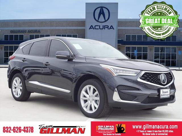 Pre-Owned 2019 Acura RDX Base