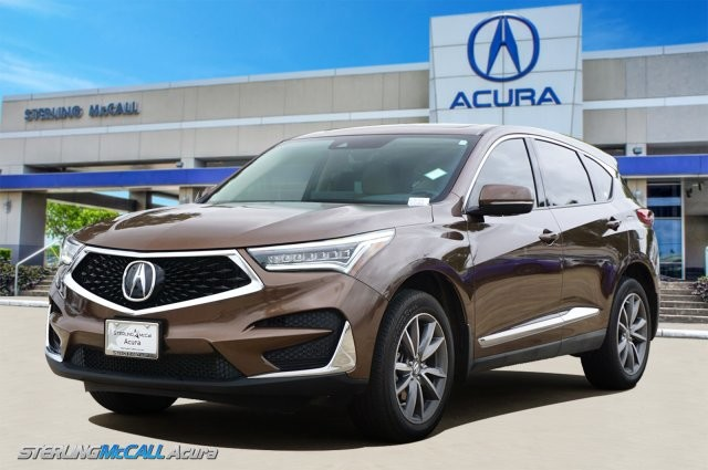Certified Pre-Owned 2019 Acura RDX with Technology Package