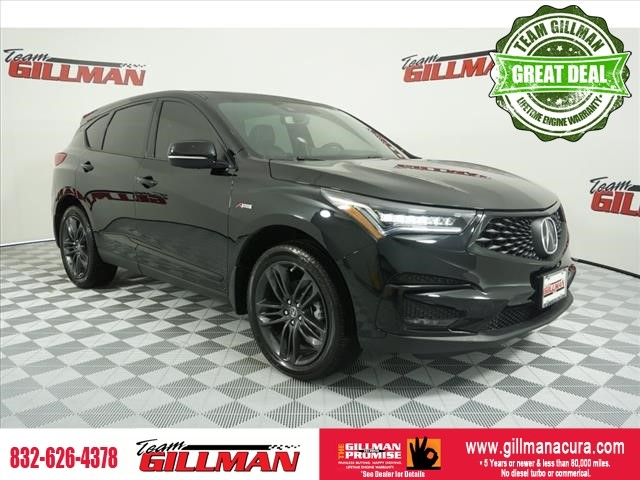 Certified Pre-Owned 2020 Acura RDX with A-Spec Package