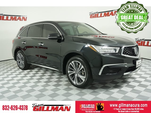 Pre-Owned 2019 Acura MDX 3.5L Technology Package w/Technolog