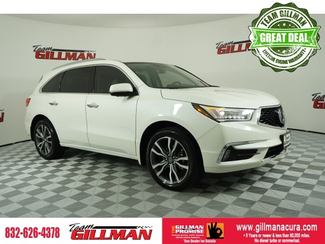 Pre-Owned 2019 Acura MDX 3.5L Advance Package CERTIFIED