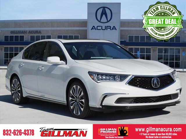 Pre-Owned 2018 Acura RLX Base TECHNOLOGY PACKAGE NAVIGATION