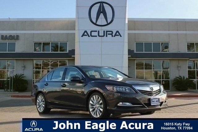 Pre-Owned 2014 Acura RLX with Advance Package