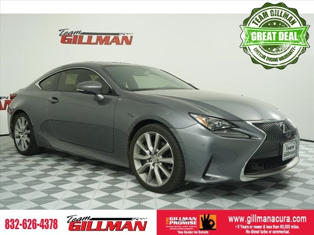Pre-Owned 2016 Lexus RC 200t Base