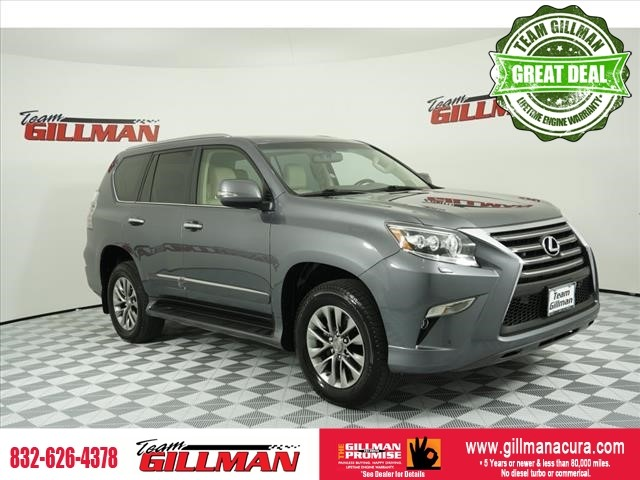 Pre-Owned 2016 Lexus GX 460 Luxury LEATHER NAVIGATION SUNROOF