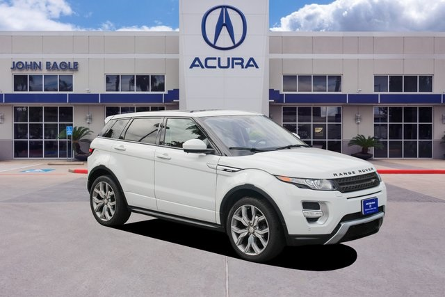 Pre-Owned 2015 Land Rover Range Rover Evoque Autobiography