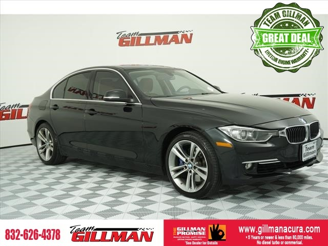 Pre-Owned 2015 BMW 3 Series 328i LEATHER INTERIOR SUNROOF NAVIG