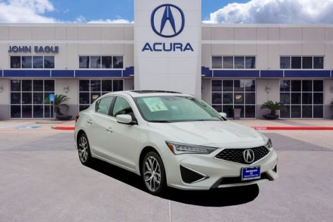 Certified Pre-Owned 2019 Acura ILX with Technology Package