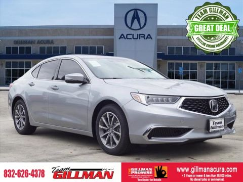 Pre-Owned 2019 Acura TLX Base