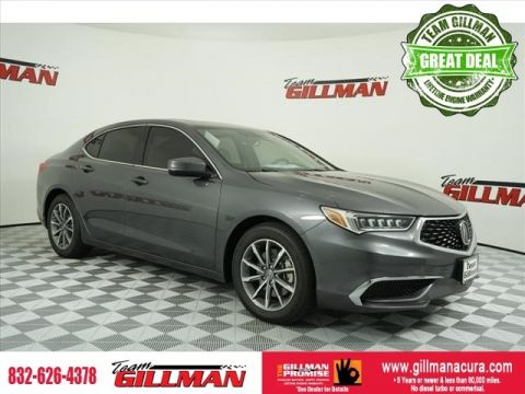New 2019 Acura TLX 2.4 8-DCT P-AWS with Technology Package