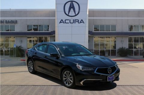 Certified Pre-Owned 2020 Acura TLX with Technology Package