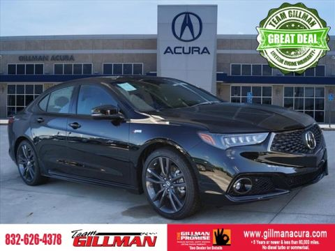 Pre-Owned 2019 Acura TLX 2.4L Technology Pkg w/A-Spec Pkg LE
