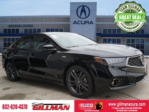 Pre-Owned 2019 Acura TLX 3.5L Technology Pkg w/A-Spec Pkg SH