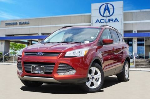 Pre-Owned 2016 Ford Escape 4WD SE * Bluetooth, Back-Up Camera, Alloy Wheels *