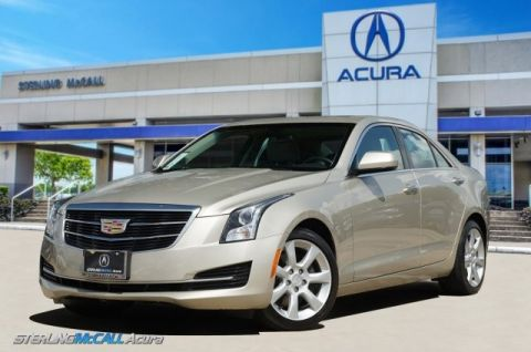 Pre-Owned 2016 Cadillac ATS Sedan 2.0L AWD 1-OWNER ONLY 23K MILES!