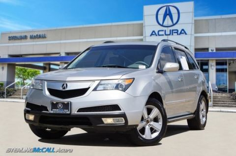 Pre-Owned 2010 Acura MDX Technology/Entertainment Pkg