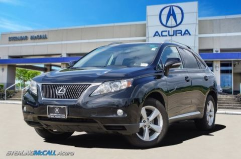 Pre-Owned 2011 Lexus RX 350 Leather, Sunroof, Bluetooth