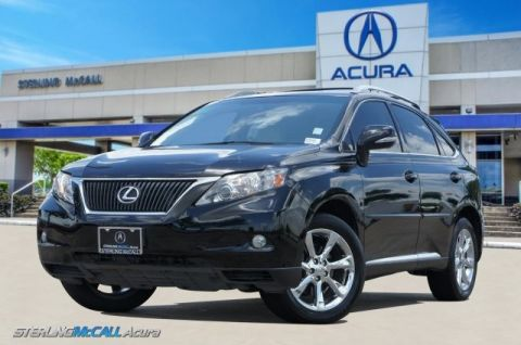 Pre-Owned 2012 Lexus RX 350 Loaded with NAV, Sunroof, Heated Leather and more!
