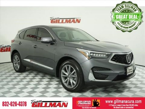 Pre-Owned 2019 Acura RDX w/Technology Pkg NAVIGATION LEATHER