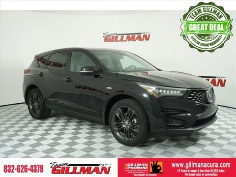 Pre-Owned 2019 Acura RDX w/A-Spec Pkg