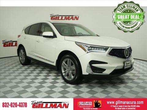 Pre-Owned 2019 Acura RDX w/Advance Pkg LEATHER INTERIOR PANO
